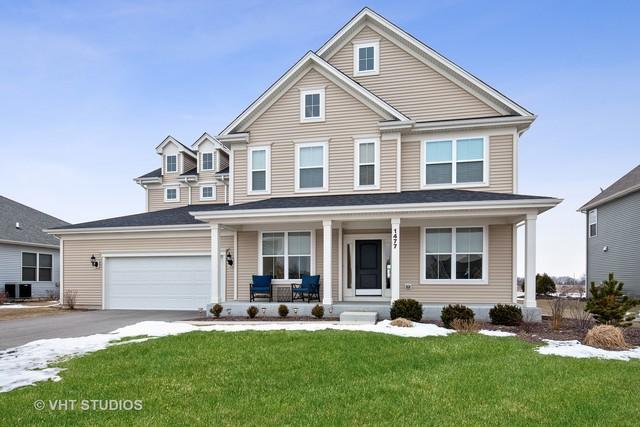 1477 Fairfield Drive, Elburn, IL 60119 (MLS #10302742) :: Baz Realty Network | Keller Williams Preferred Realty