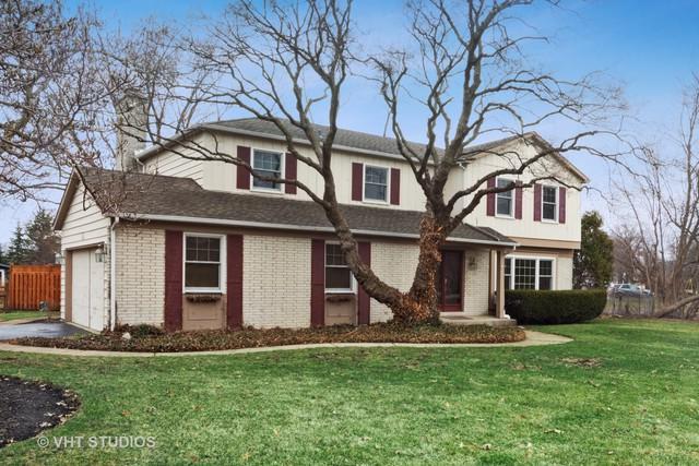 400 Minnaqua Drive, Prospect Heights, IL 60070 (MLS #10303098) :: Century 21 Affiliated