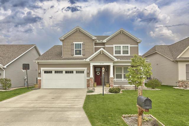 3114 Stanley Lane, Champaign, IL 61822 (MLS #10304877) :: Ryan Dallas Real Estate