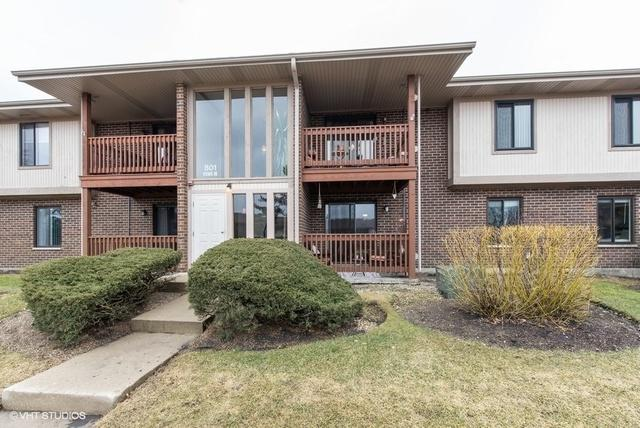 801 Brook Drive 4A, Streamwood, IL 60107 (MLS #10306211) :: Domain Realty