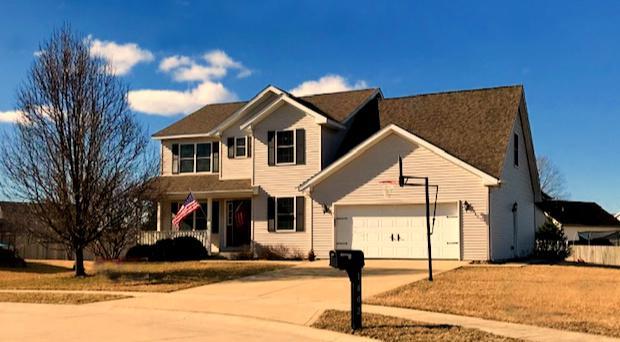 1802 Apple Tree Court, ST. JOSEPH, IL 61873 (MLS #10307341) :: Ryan Dallas Real Estate