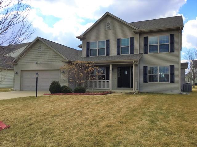 811 Trailway Drive, Champaign, IL 61822 (MLS #10307981) :: Ryan Dallas Real Estate