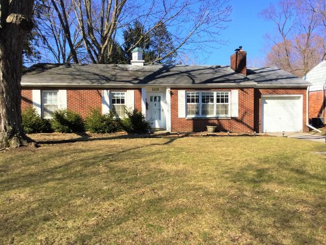1419 Rose Drive, Champaign, IL 61821 (MLS #10308053) :: Ryan Dallas Real Estate
