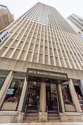 100 E Walton Street 18A, Chicago, IL 60611 (MLS #10309063) :: John Lyons Real Estate