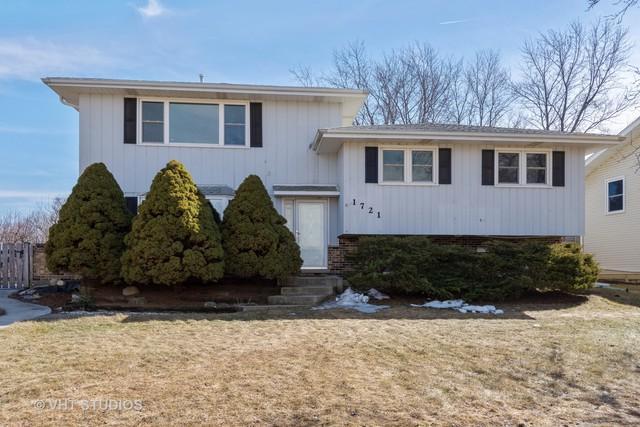 1721 Glen Lake Road, Hoffman Estates, IL 60169 (MLS #10309201) :: Baz Realty Network | Keller Williams Preferred Realty
