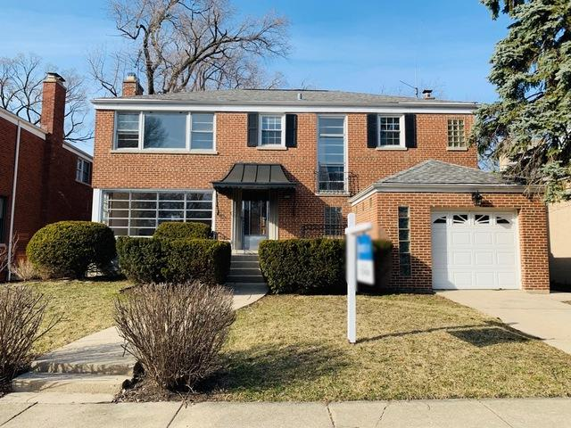 2956 W Gregory Street, Chicago, IL 60625 (MLS #10309315) :: John Lyons Real Estate