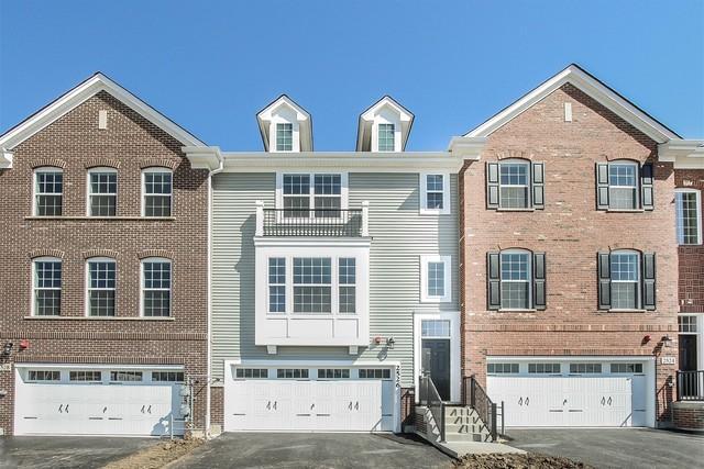 2526 Huntleigh #6.03 Lane, Woodridge, IL 60517 (MLS #10309512) :: Angela Walker Homes Real Estate Group