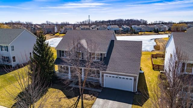 2510 Bluewater Drive, Wauconda, IL 60084 (MLS #10309545) :: Baz Realty Network | Keller Williams Preferred Realty