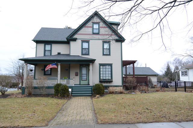 601 S Wheaton Avenue, Wheaton, IL 60187 (MLS #10309590) :: Ryan Dallas Real Estate