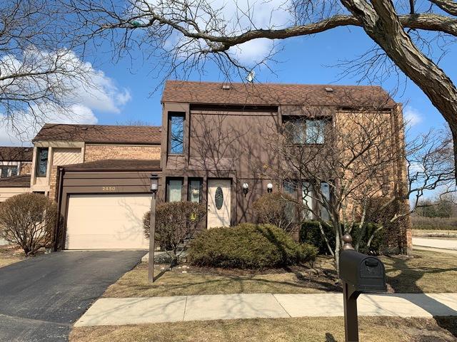 2450 Cobblewood Drive, Northbrook, IL 60062 (MLS #10309746) :: HomesForSale123.com
