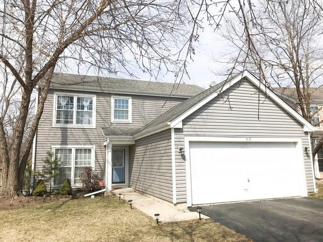 59 Hummingbird Lane, Streamwood, IL 60107 (MLS #10310024) :: Janet Jurich Realty Group