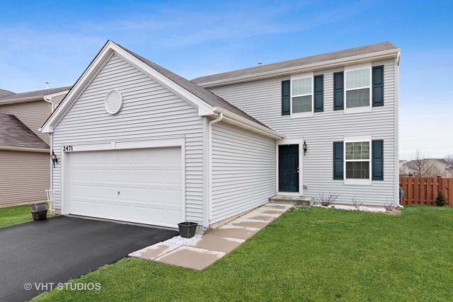 2471 Justin Lane, Hampshire, IL 60140 (MLS #10310182) :: Helen Oliveri Real Estate