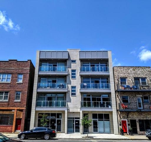 1310 N Western Avenue 2N, Chicago, IL 60622 (MLS #10310560) :: John Lyons Real Estate