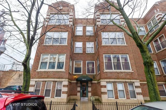 1217 W Rosemont Avenue #3, Chicago, IL 60660 (MLS #10310687) :: HomesForSale123.com