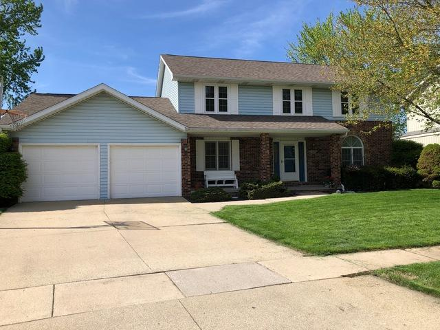 1307 Dover Road, Bloomington, IL 61704 (MLS #10310771) :: Berkshire Hathaway HomeServices Snyder Real Estate