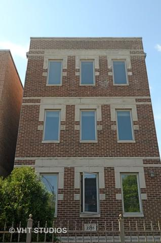 2235 W Lawrence Avenue #2, Chicago, IL 60625 (MLS #10311206) :: John Lyons Real Estate