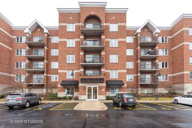 3401 N Carriageway Drive #406, Arlington Heights, IL 60004 (MLS #10311717) :: Helen Oliveri Real Estate