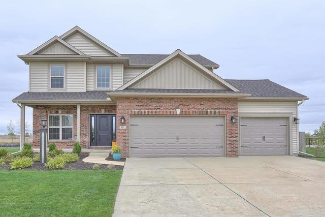 401 E Country Ridge Drive, Mahomet, IL 61853 (MLS #10312110) :: Ryan Dallas Real Estate