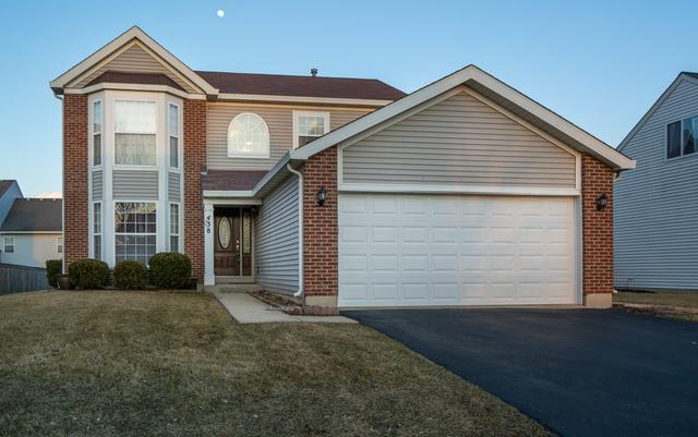 438 Wilshire Lane, Bolingbrook, IL 60440 (MLS #10312382) :: The Dena Furlow Team - Keller Williams Realty