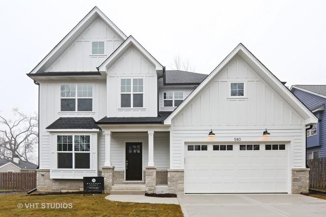 580 S Brewster Avenue, Lombard, IL 60148 (MLS #10312890) :: Berkshire Hathaway HomeServices Snyder Real Estate