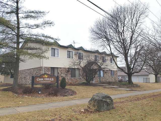 8300 Oak Leaf Drive #801, Woodridge, IL 60517 (MLS #10312947) :: Helen Oliveri Real Estate