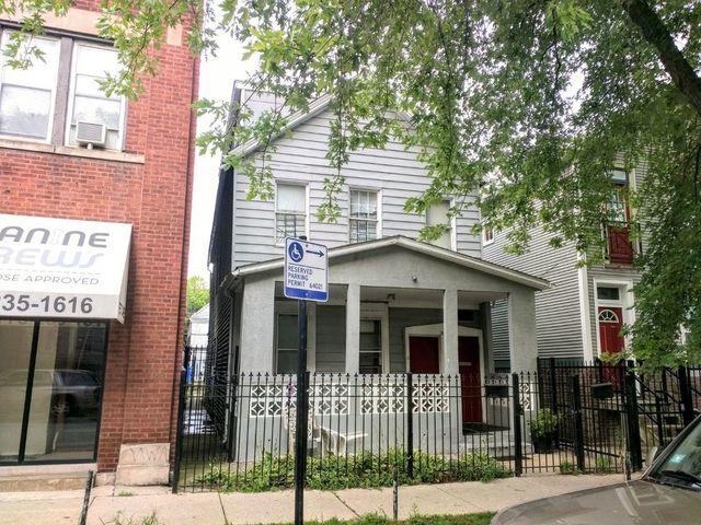 1622 N Washtenaw Avenue, Chicago, IL 60647 (MLS #10313051) :: Property Consultants Realty