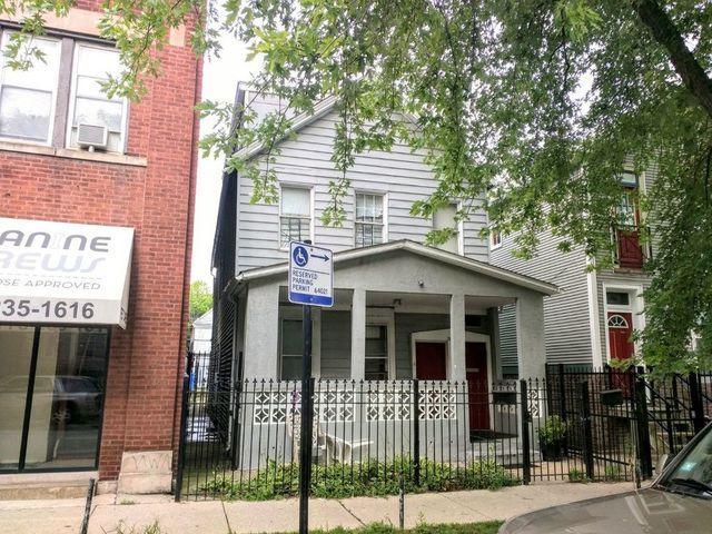 1622 N Washtenaw Avenue, Chicago, IL 60647 (MLS #10313051) :: Berkshire Hathaway HomeServices Snyder Real Estate