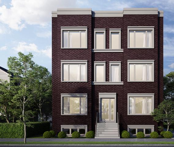 2742 N Hamlin Avenue 2S, Chicago, IL 60647 (MLS #10313082) :: Property Consultants Realty