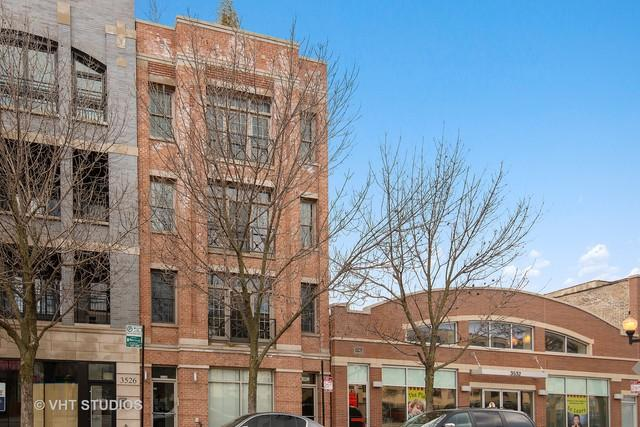 3530 N Halsted Street #2, Chicago, IL 60657 (MLS #10313138) :: Property Consultants Realty