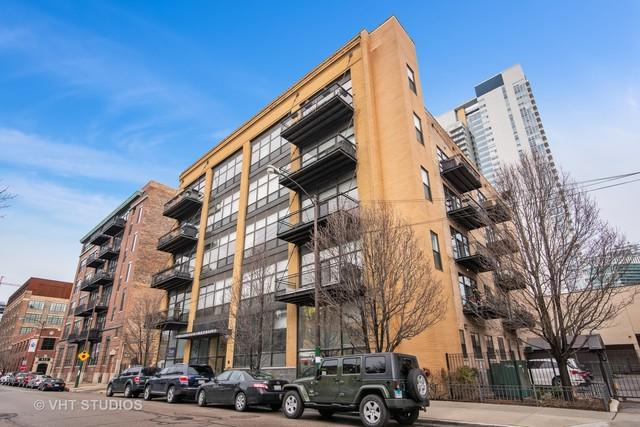 23 N Green Street #402, Chicago, IL 60607 (MLS #10313277) :: Property Consultants Realty