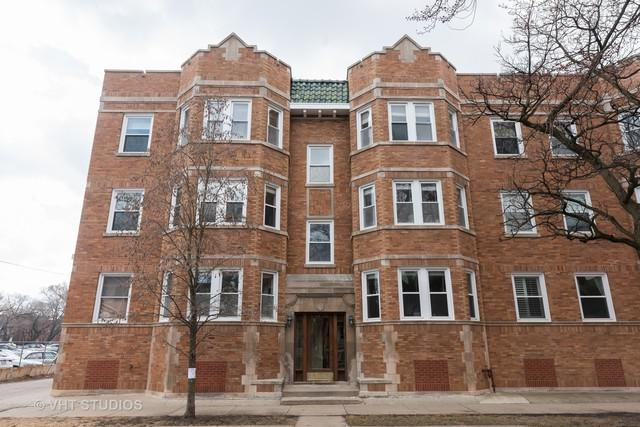 1719 W Winnemac Avenue 2ND, Chicago, IL 60640 (MLS #10313372) :: John Lyons Real Estate
