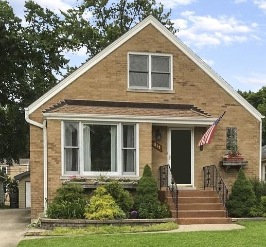 315 Nordica Avenue, Glenview, IL 60025 (MLS #10313679) :: Baz Realty Network | Keller Williams Preferred Realty