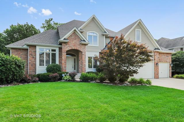2735 Ginger Woods Drive, Aurora, IL 60502 (MLS #10315476) :: Century 21 Affiliated