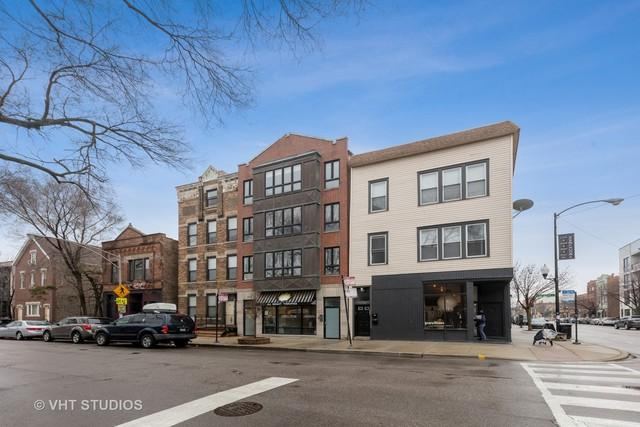 1957 W Dickens Avenue #3, Chicago, IL 60614 (MLS #10316735) :: Leigh Marcus | @properties