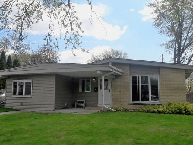 2303 Grouse Lane, Rolling Meadows, IL 60008 (MLS #10316890) :: The Wexler Group at Keller Williams Preferred Realty