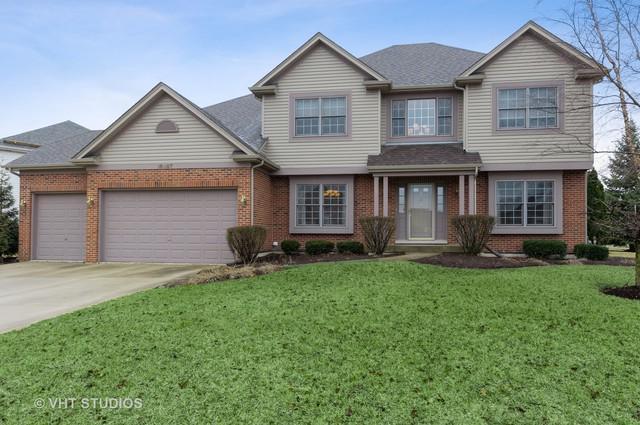 16807 Arbor Creek Drive, Plainfield, IL 60586 (MLS #10316970) :: Angela Walker Homes Real Estate Group