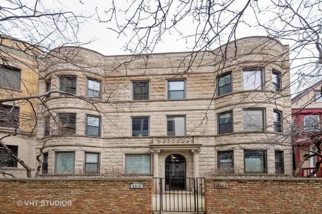 4321 N Hazel Street 2S, Chicago, IL 60613 (MLS #10317088) :: Leigh Marcus | @properties