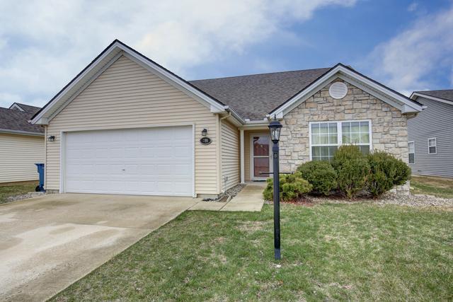 708 Luria Lane, Champaign, IL 61822 (MLS #10317118) :: Helen Oliveri Real Estate