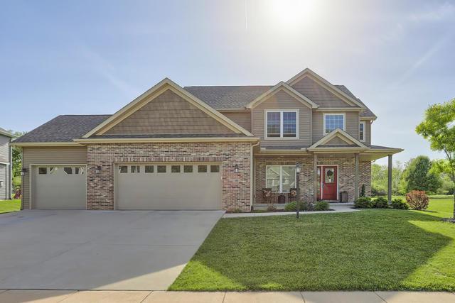 405 S Fox Run Drive, Mahomet, IL 61853 (MLS #10317227) :: Ryan Dallas Real Estate