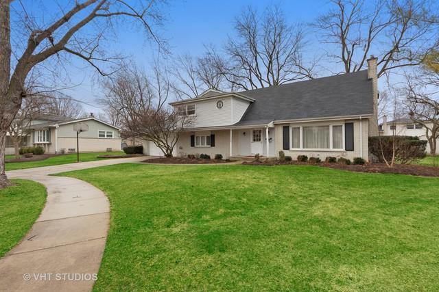 2407 E Northwood Court, Arlington Heights, IL 60004 (MLS #10317486) :: Helen Oliveri Real Estate