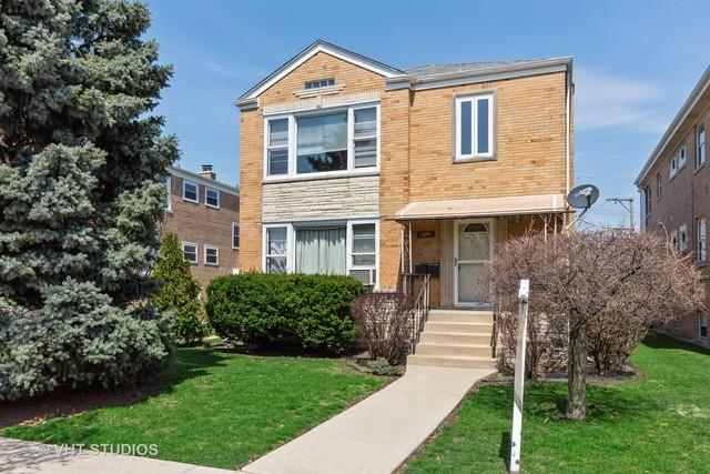 6055 N Sauganash Avenue, Chicago, IL 60646 (MLS #10319075) :: Leigh Marcus | @properties