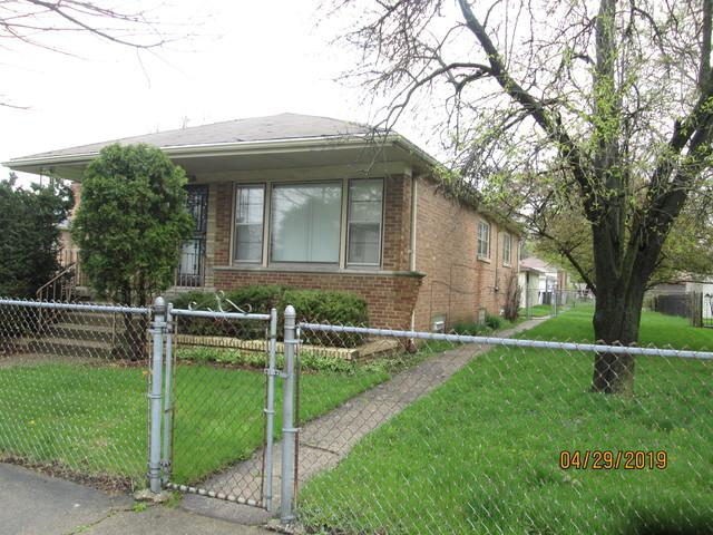8929 S University Avenue, Chicago, IL 60619 (MLS #10323827) :: Berkshire Hathaway HomeServices Snyder Real Estate