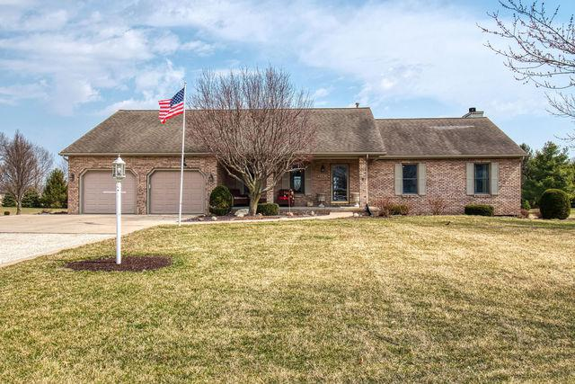 3315 Country Meadow Lane, HEYWORTH, IL 61745 (MLS #10325389) :: Berkshire Hathaway HomeServices Snyder Real Estate