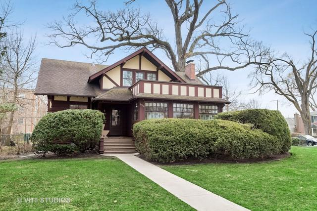 2736 Hartzell Street, Evanston, IL 60201 (MLS #10328915) :: Ryan Dallas Real Estate