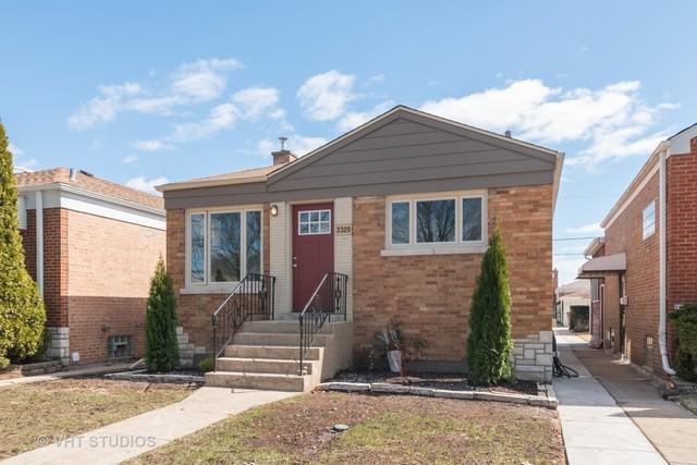 2329 Park Avenue, North Riverside, IL 60546 (MLS #10329620) :: Domain Realty