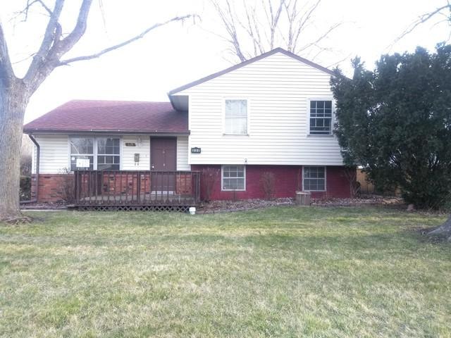 335 E Tulip Drive, Glenwood, IL 60425 (MLS #10330999) :: Domain Realty