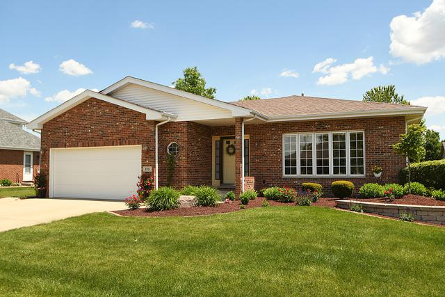870 Laurel Bay Drive, New Lenox, IL 60451 (MLS #10331300) :: Berkshire Hathaway HomeServices Snyder Real Estate