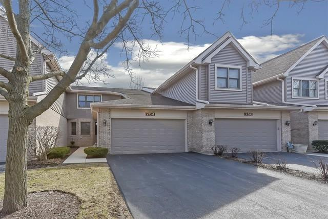 754 N Walden Drive, Palatine, IL 60067 (MLS #10331632) :: Helen Oliveri Real Estate