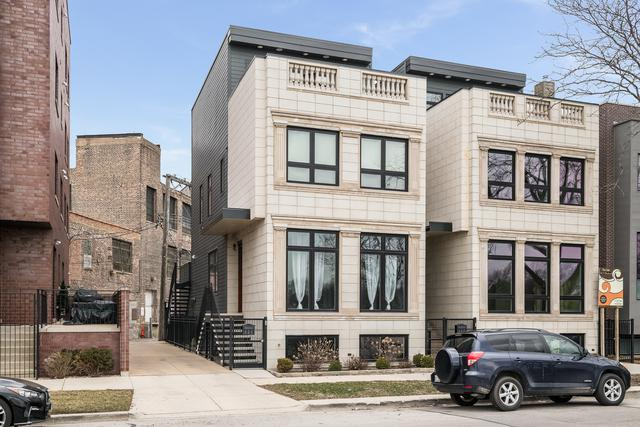 628 N Rockwell Street, Chicago, IL 60612 (MLS #10331848) :: Berkshire Hathaway HomeServices Snyder Real Estate