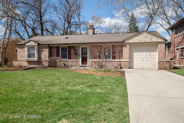 306 N Dryden Place, Arlington Heights, IL 60004 (MLS #10332156) :: The Jacobs Group